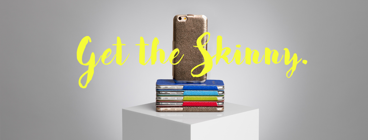 Stylish Ultra Slim, Barely There iPhone Cases