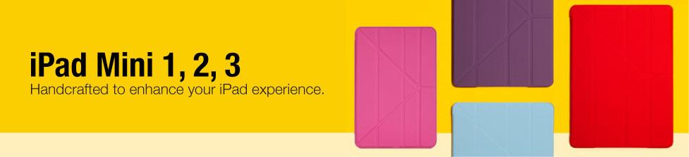 iPad Mini 1, 2 & 3 Cases
