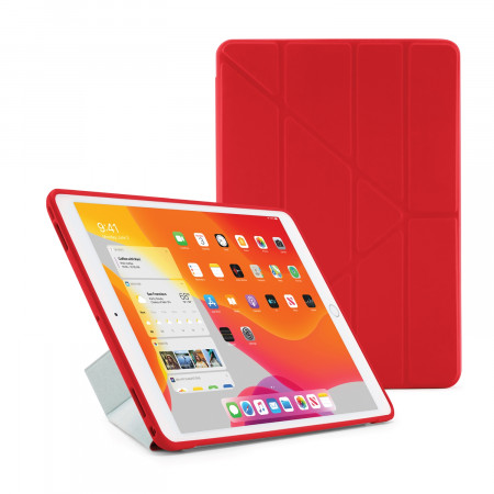 iPad 10.2 Inch 2019 7th Generation Red - Hero Image