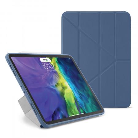 iPad Pro 11 2020 TPU Origami Case Navy - Hero