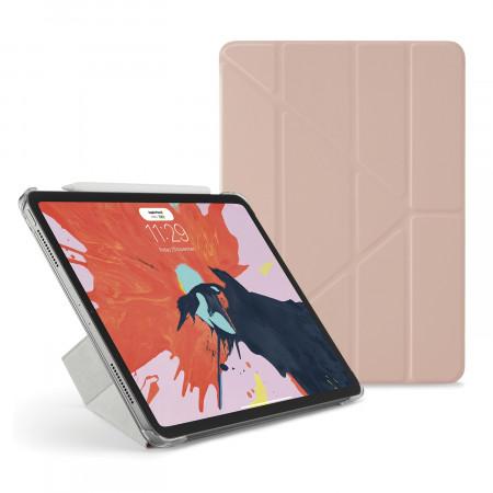 Pipetto 11-inch iPad Pro Origami Original - Dusty Pink Luxe - Hero