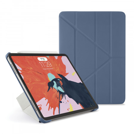 Pipetto 11-inch iPad Pro Origami Original - Navy - Hero