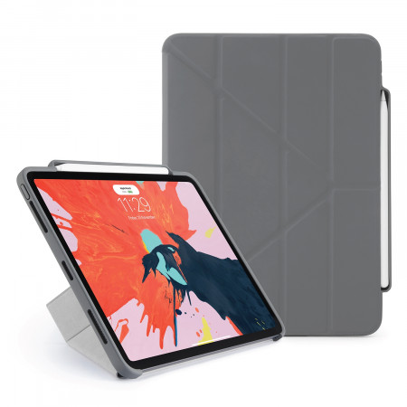 Pipetto 11-inch iPad Pro Origami Pencil Grey - Hero