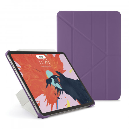 Pipetto 11-inch iPad Pro Origami Original - Purple - Hero