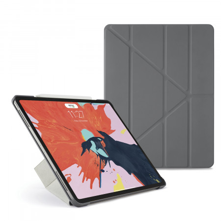 Pipetto 12.9-inch iPad Pro Origami Original - Grey - Hero