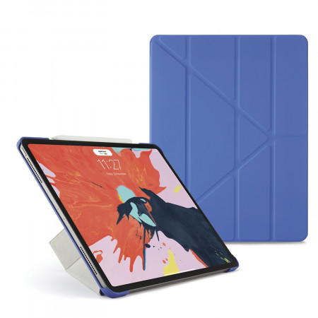 Pipetto 12.9-inch iPad Pro Origami Original - Royal Blue - Hero