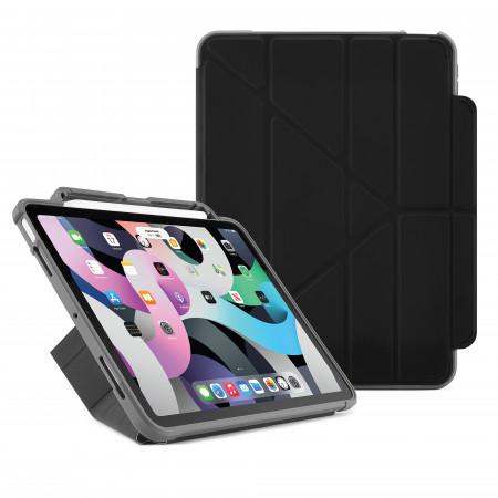 Pipetto iPad Air 10.9 Generation Black Origami Shield Case - Hero
