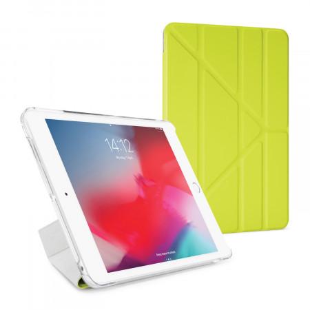 Pipetto iPad mini 5 / iPad mini 4 Origami Luxe Pistachio - Front
