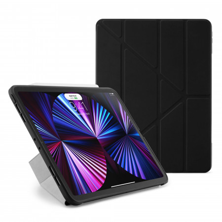 iPad Pro 11 Case Origami (1st, 2nd and 3rd Gen) - Black - Hero