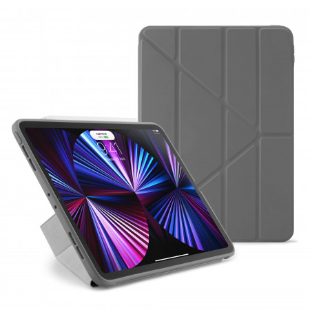 iPad Pro 11 Case Origami (1st, 2nd and 3rd Gen) - Dark Grey - Hero