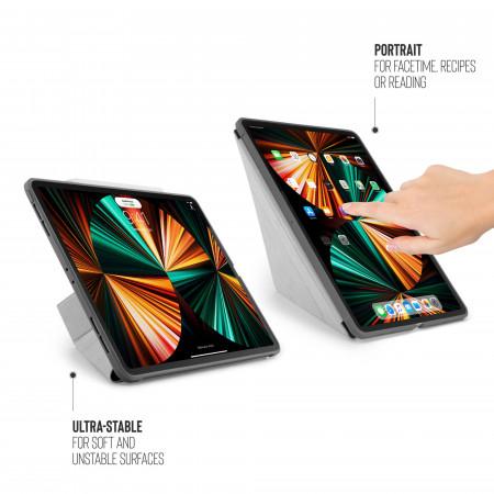 Pipetto Origami iPad Pro 12.9 (2021) TPU Case with 5-in-1 ...