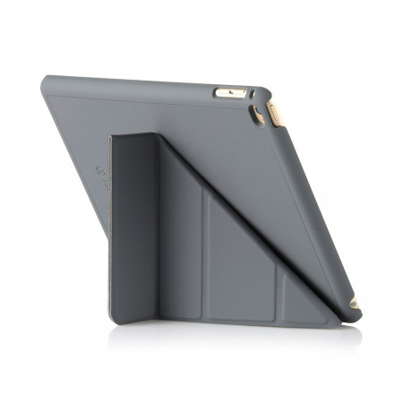 iPad Air 2 Retina Origami Grey Stand Position 1