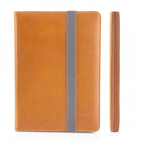 Leather iPad Air Folio Smart Case - 5th Generation iPad Air Cover