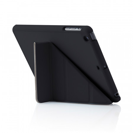 Pipetto iPad Mini Retina Case Cover Origami Smart Cover Smart Case Black iPad Mini Case