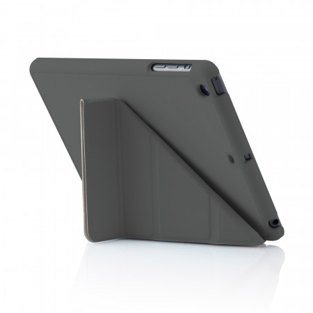 Pipetto iPad Mini Retina Case Cover Origami Smart Cover Smart Case Grey iPad Mini Case