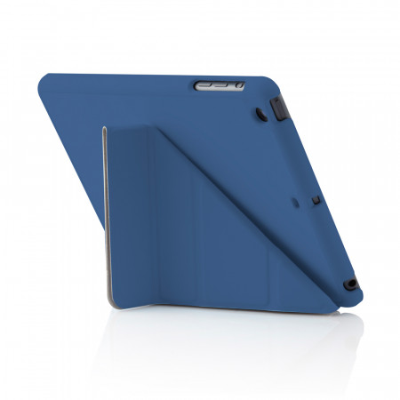 Pipetto iPad Mini Retina Case Cover Origami Smart Cover Smart Case Navy Blue iPad Mini Case