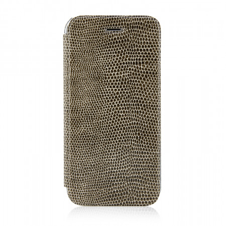 pipetto-iphone-7-slim-case-leather-wallet-front-olive-lizard