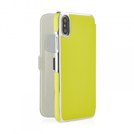 phone-X-silm-wallet-yellow-back-open