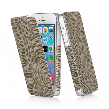 PIPETTO: Ultra Thin Leather iPhone 5 5S Cases & Covers