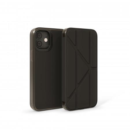 iPhone 12 (5.4)-Origami Folio-Black-overview