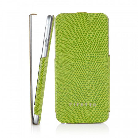 iPhone 6 / iPhone 6S Skinny Flip Case - Lime