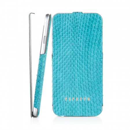 iPhone 6 / iPhone 6S Skinny Exotic - Turquoise Snakeskin
