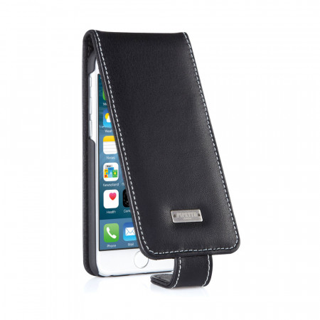 iPhone 6 / iPhone 6S Classic Flip Case Black