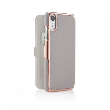 iPhone xr slim grey - back open