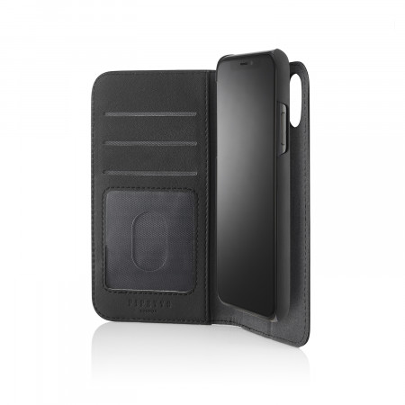 iPhone xs folio black - hero