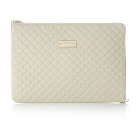 MacBook Air Sleeve Cream
