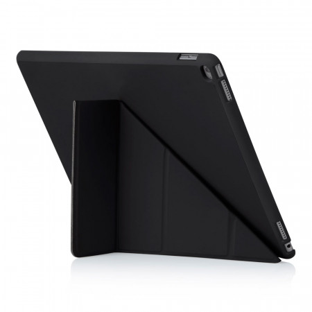 Pipetto iPad Pro Case - Black Back Exterior