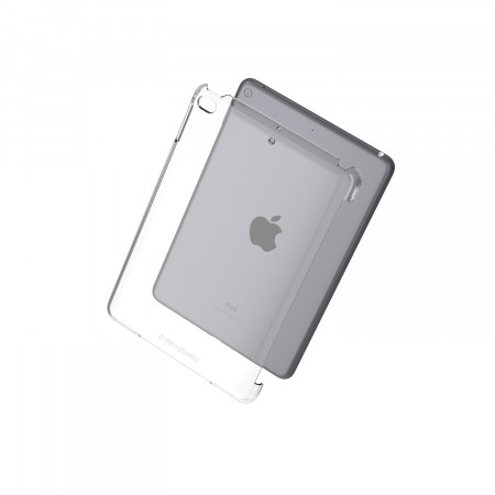 pipetto iPad mini 5 clear case - Back Explode