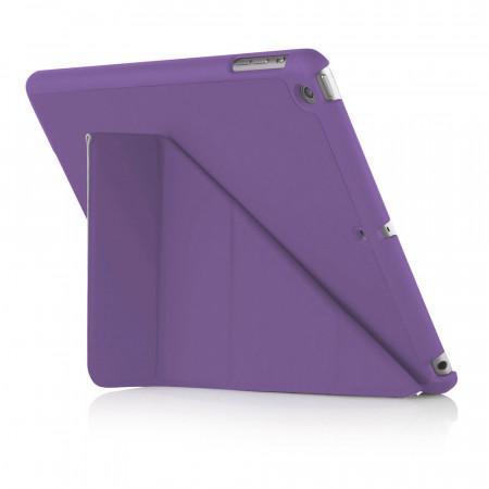Pipetto Air 1 Origami case Purple - back exterior