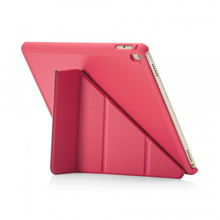 Pipetto iPad Pro 9.7 Origami Luxe Pink - back exterior