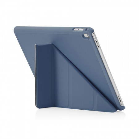 Pipetto iPad Pro 9.7 Origami Case Navy  - exterior back