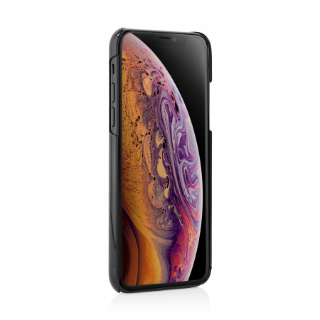 iPhone XS Max Case Magnetic Shell - Jet Black