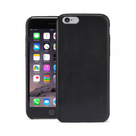 Pipetto Iphone 6 Case Snap Black Lambskin