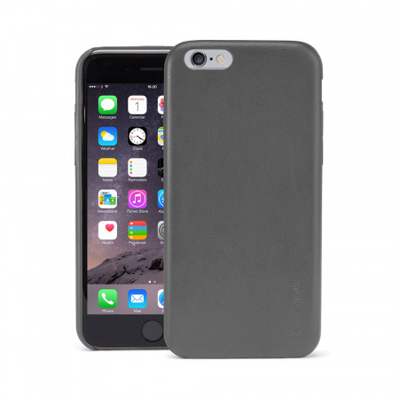Pipetto Iphone 6 Case Snap Grey Lambskin