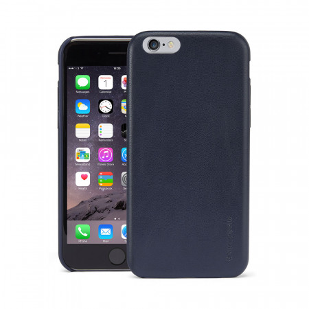 Pipetto Iphone 6 Case Snap Navy Lambskin