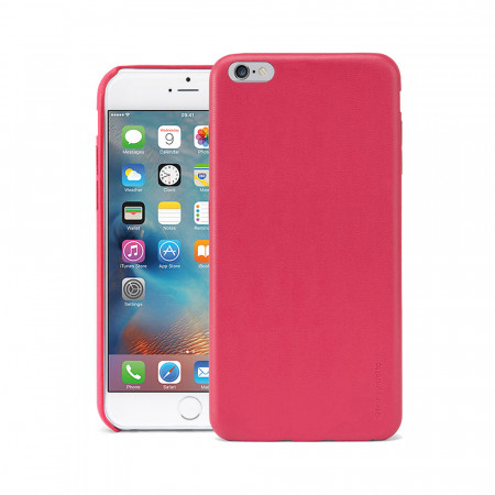 Pipetto iPhone 6 Plus / iPhone 6S Plus Luxe Snap Pink - Front