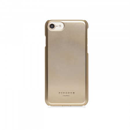 pipetto iphone7 case inner pc shell back gold