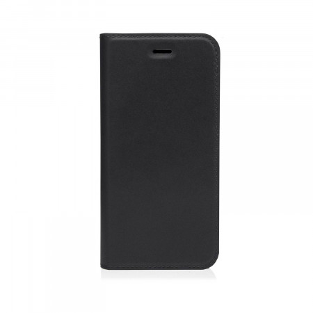 Pipetto iPhone 7 Magnetic [MED] Wallet Black - front
