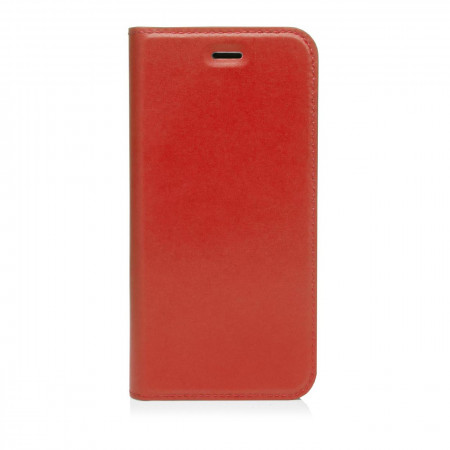 pipetto iphone7 case medium wallet front red