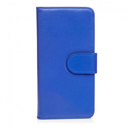 Pipetto iPhone7 case wallet large Front royal blue