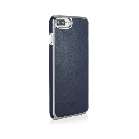 Pipetto iPhone 7 Plus Snap Case Navy - back