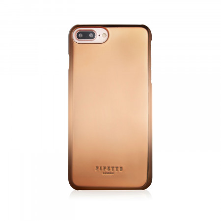 iPhone 7 Plus Magnetic Shell case - Rose Gold - front