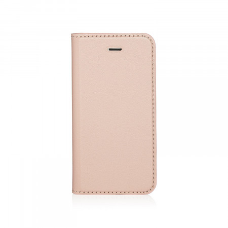 Pipetto iPhone 5 / 5S / SE  Wallet Case [MED] Dusty Pink  - Front