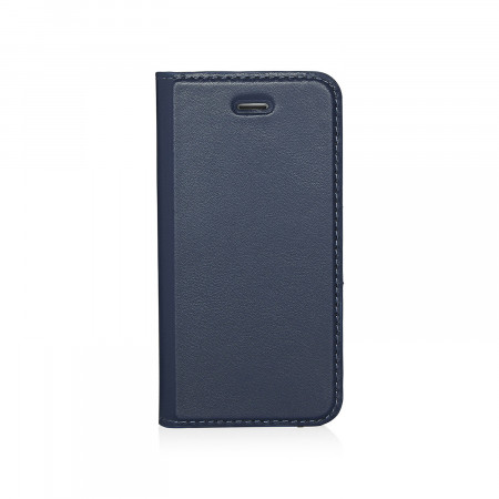 Pipetto iPhone 5 / 5S / SE  Wallet Case [MED] Navy - Front