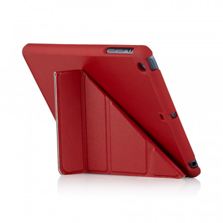 Pipetto iPad Mini Case Red Origami Luxe