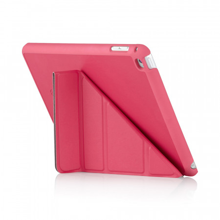 Pipetto iPad Mini 4 Origami Luxe Pink - back exterior
